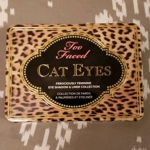 Too Faced Eye Shadow and Liner Palette